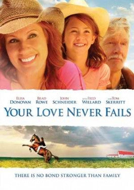 Your Love Never Fails DVD