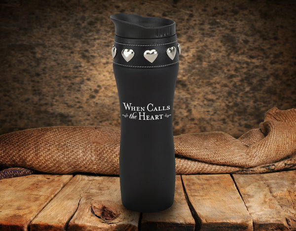 When Calls The Heart Black Spill Proof Travel Mug