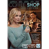 Coffee Shop DVD Love is Brewing