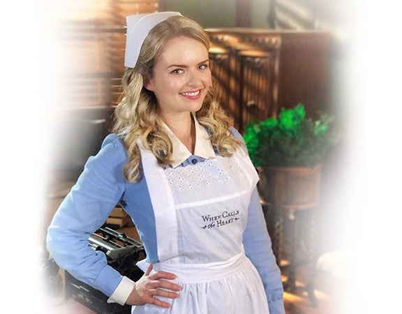 Official When Calls The Heart Apron