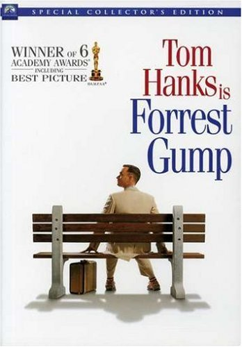 Forrest Gump - Special Collectors Edition - Winner of 6 Academy Awards
