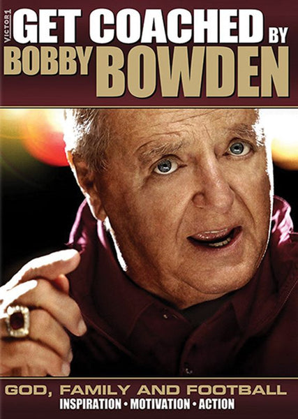 Get Coached by Bobby Bowden - DVD