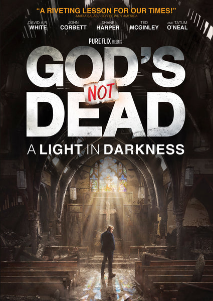 God's Not Dead 3: A Light in Darkness DVD