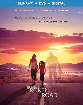 God Bless The Broken Road Bluray+Digital+DVD