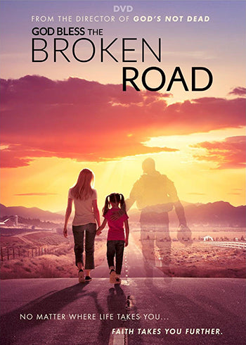 God Bless the Broken Road DVD