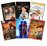 Hallmark Gold Collectors 6 Pack - The Love Letter / In My Dreams / The Magic of Ordinary Days / What the Deaf Man Heard / A Painted House / Christmas in Canaan DVD