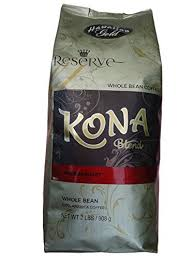 Hawaiian Gold Kona Blend Coffee, 2 lbs
