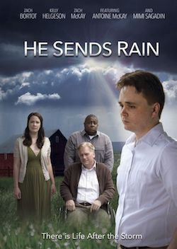 He Sends Rain Christian DVD image