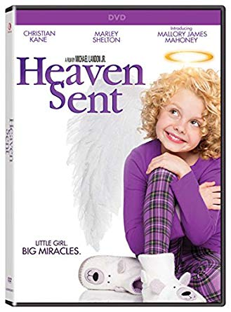 Heaven Sent DVD - Little Girl Big Miracles