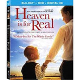 Heaven Is For Real - Blu-ray + DVD