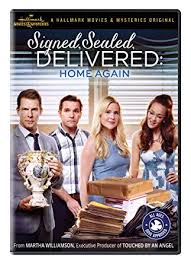 Signed, Sealed, Delivered - Home Again DVD