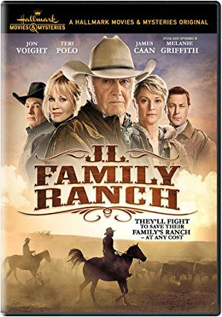 J L Family Ranch - A Hallmark Movies & Mysteries Original