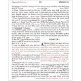 KJV SWORD Study Bible - Giant Print Red Letter Edition