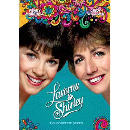 Lavern & Shirley Penny Marshall Cindy Williams The Complete Series