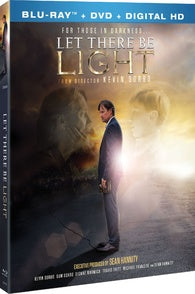 Let There Be Light Bluray + DVD + Digital Copy