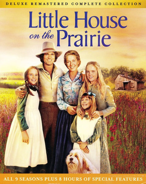 Little House on the  Prairie: Complete Collection - Deluxe Remastered
