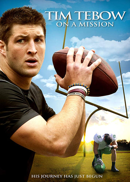 Tim Tebow: On A Mission - DVD