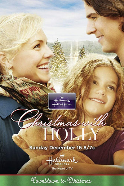 Christmas with Holly - Hallmark DVD