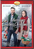 Marrying Father Christmas DVD Hallmark Holiday Collection