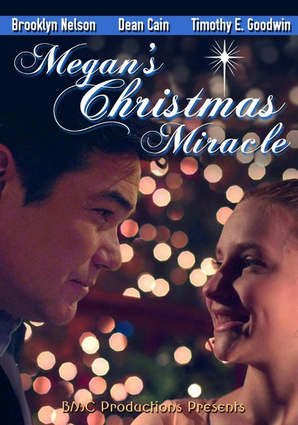 Megan's Christmas Miracle DVD