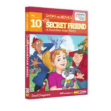 Lives of the Saints: My Secret Friend: A Guardian Angel Story DVD