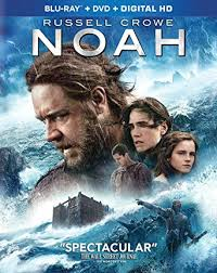 NOAH - Russel Crowe - Bluray + DVD + Digital HD