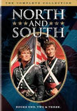 North and South (The complete collection) DVD