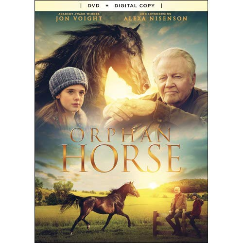 Orphan Horse - Jon Voight and Alexa Nisenson