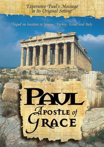 Paul: Apostle of Grace DVD