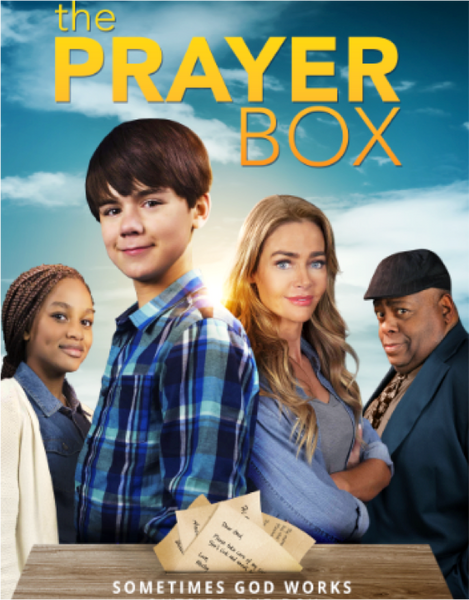 The Prayer Box - DVD