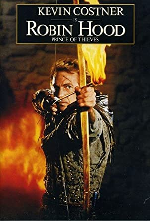 Robin Hood Prince Of Thieves DVD