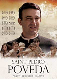 Saint Pedro Poveda - Priest - Educator - Martyr