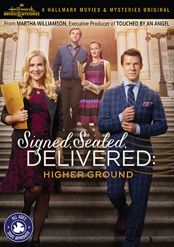 Signed Sealed Delivered: Higher Ground