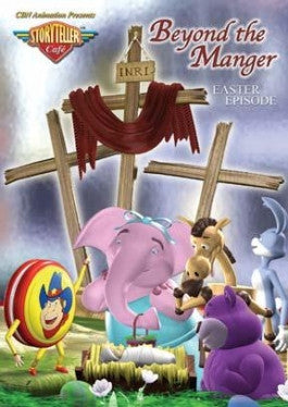 Storyteller Cafe: Beyond The Manger DVD