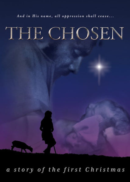 The Chosen: The Story of the First Christmas - DVD