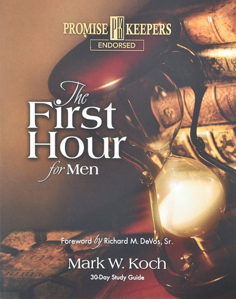 The First Hour for Men - Book