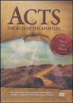 Visual Bible: Acts of the Apostles DVD
