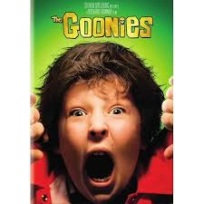 The Goonies -Steven Spielberg DVD