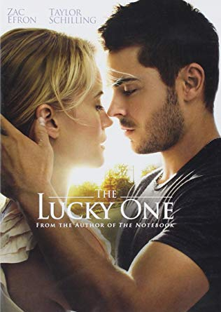 The Lucky One -From the Author of The Notebook