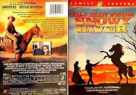 The Man From Snowy River - A Wild Western Adventure - Golden Globle Award