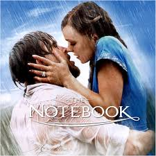 The Notebook -Ryan Goslin - Rachel McAdams - James Garner - Gena Rowlands