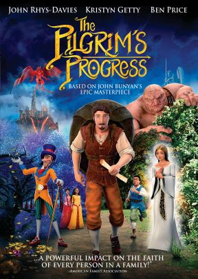 The Pilgrim's Progress Based on John Bunyan's Epic Masterpiece DVD