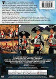 Three Amigos DVD