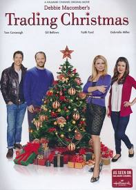 Trading Christmas A Hallmark Channel Original Movie DVD