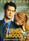Turner & Hooch DVD - Wide Screen -Academy Award Winner Tom Hanks