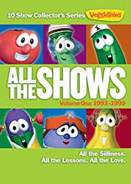 VeggieTales: All the Shows Vol 1 - 10 Show Collectors Set (1993-1999)