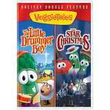 VeggieTales The Little Drummer Boy and The Star of Christmas DVD
