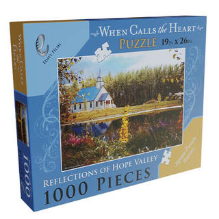 When Calls The Heart - Reflections of Hope Valley Puzzle