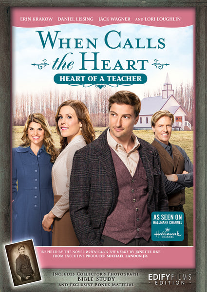When Calls the Heart (WCTH) Season 4, Movie 4 - Heart of a Teacher