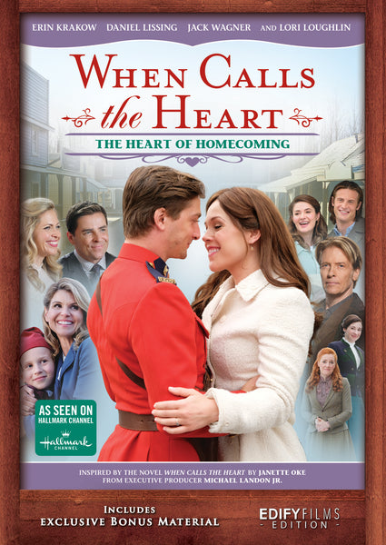 When Calls the Heart: Heart of the Homecoming - Season 5 - DVD #1